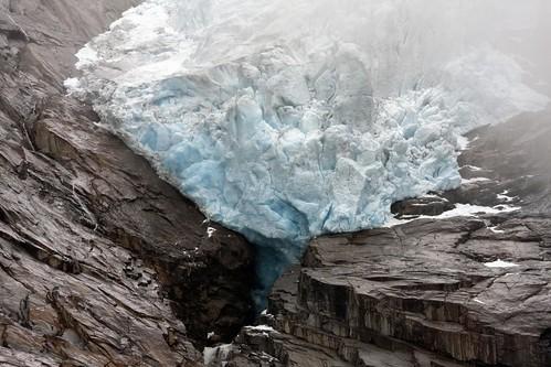 238 Glaciar Briksdal