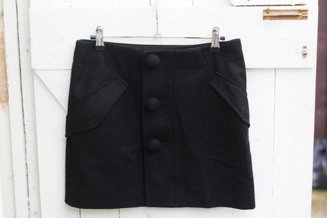 Y3 Yohji Yamamoto skirt