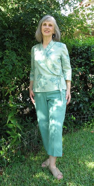 McCall's 4007 top & 6361 pants