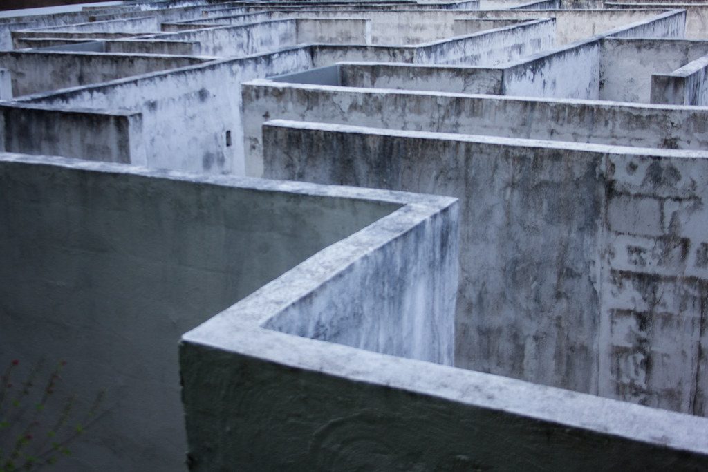 Xilitla, maze