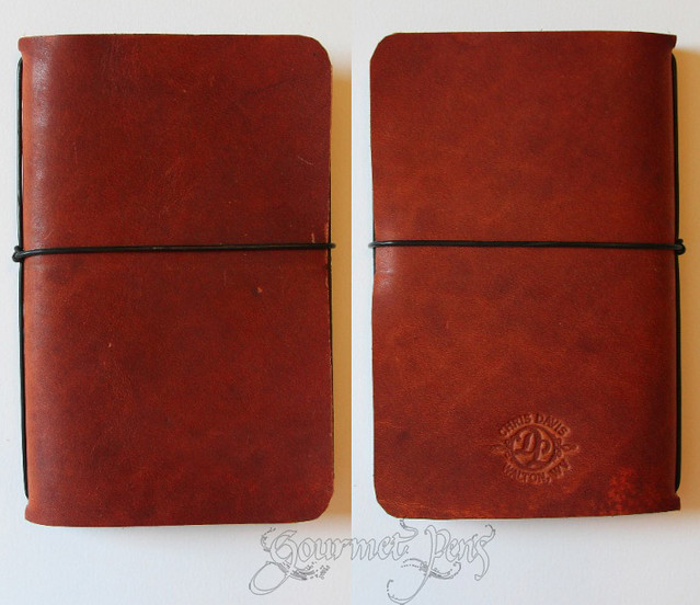 Leather Journal Cover F.B