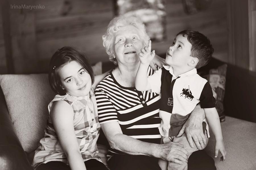 Семейная фотосессия в День Рождения Егора. Фотограф Ирина Марьенко. Fotostomp.ru