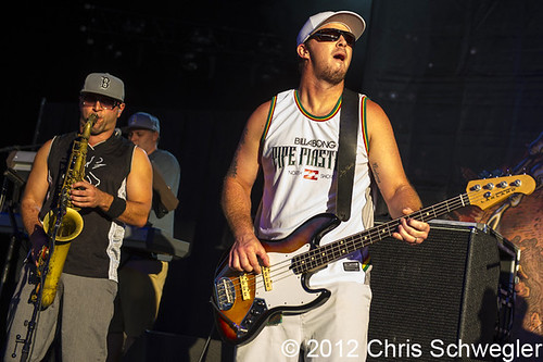 7794691936 ac06b4e6d2 Slightly Stoopid   08 15 12   Unity Tour 2012, DTE Energy Music Theatre, Clarkston, MI