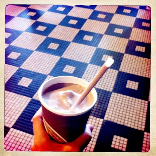 Sun Studio milkshake, Memphis, Tenn.