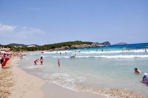 Playa de Cala Nova
