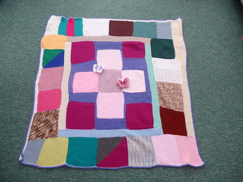 Thanks to Sally for assembling. Thanks everyone for these squares.