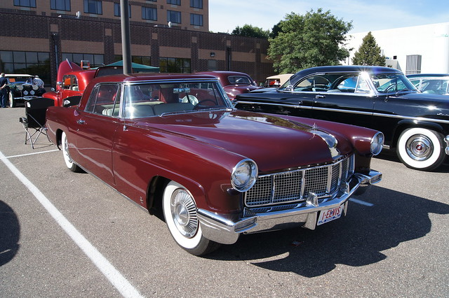 57 continental mark ii lincoln continental owners club flickr photo sharing. Black Bedroom Furniture Sets. Home Design Ideas