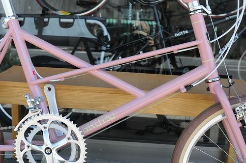 BRUNO Ventuta Flat 2012 Limited Pink