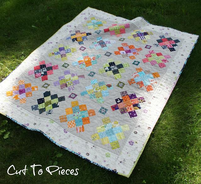 Granny Square Quilt 2