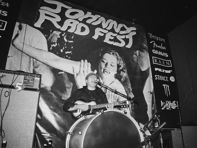 Mark Sultan aka BBQ @ Johnny Rad Fest