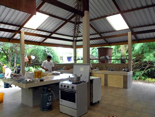 המטבח של המנזר