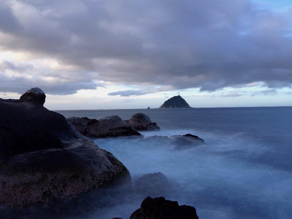 iPhone4S 基隆和平島