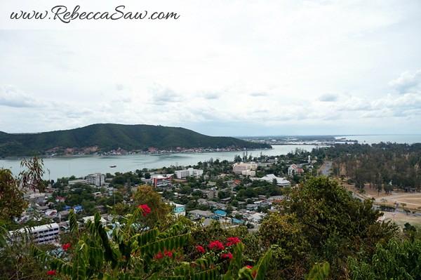 Singora Tram Tour - songkhla thailand- tang kuan hill-006