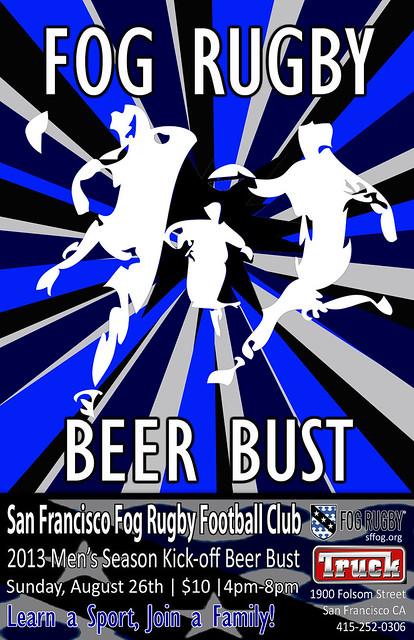 Fog Rugby Beer Bust 3