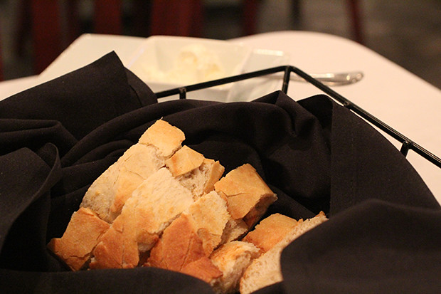 Bread, Duval's New World Cafe, Sarasota, FL
