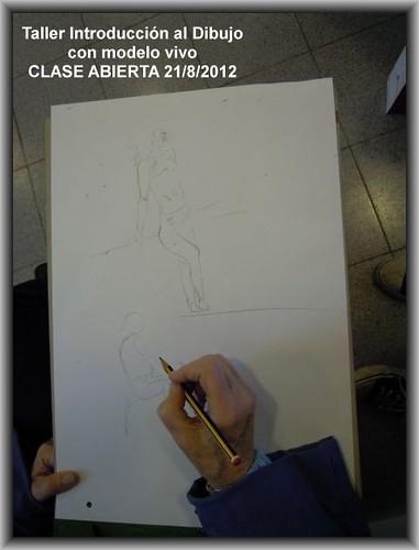 Clase Abierta by dibujoccgsm