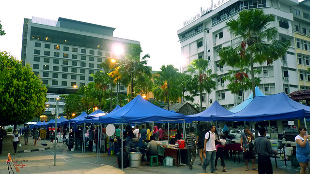 Market in Kota Kinabalu