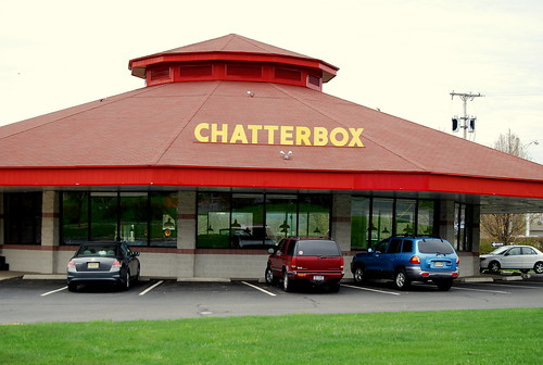 Chatterbox - exterior