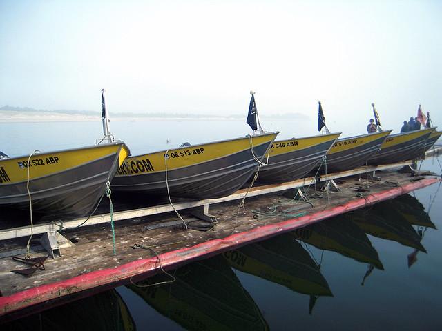 Crabbing Boats
