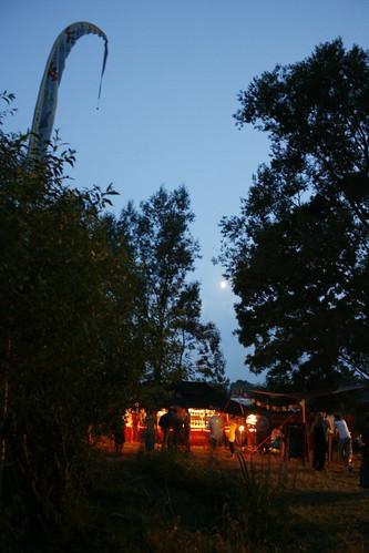 Auerworld Festival 2012: Weidenpalast
