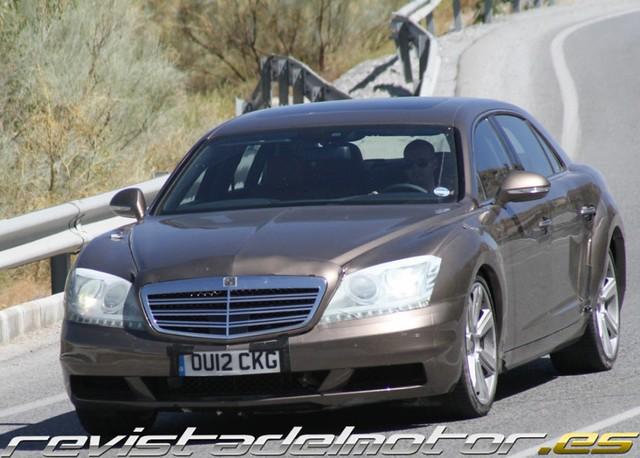 Bentley Continental Flying Spur Mula