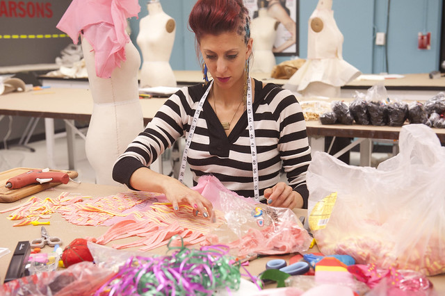 Podcast: My Project Runway Story, with Buffi Jashanmal