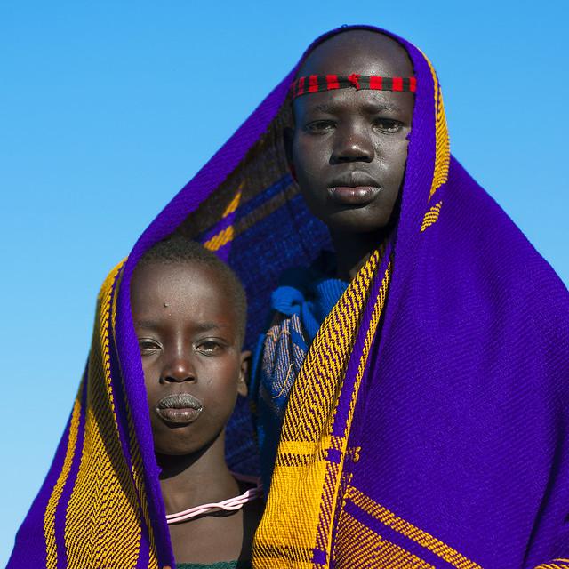 Bodi Tribe, Hana Mursi, Omo Valley, Ethiopia