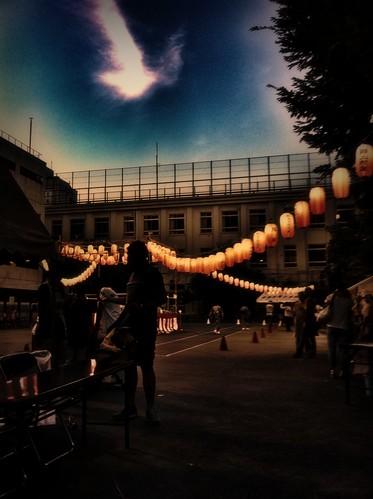 夏祭り / Summer festival