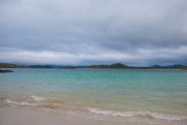 You'll see some of the bluest seawater and whitest sand in Scotland! - Trip to the Outer Hebrides