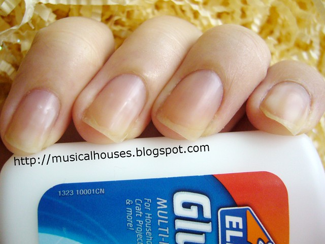 essence peel off base coat dupe pva glue dry