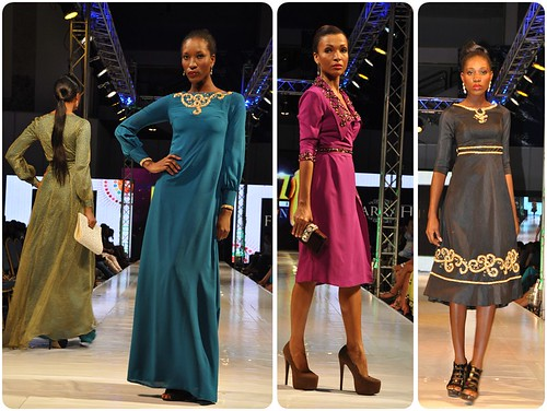 House of Farrah at Tigo Glitz Africa Fashion Week
