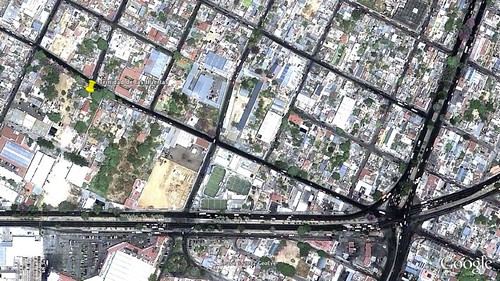 Where is Trinidad de las Huertas = Donde esta Trinidad de las Huertas? @ Google Earth
