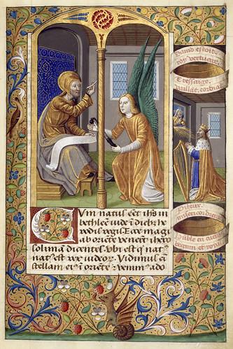 011-Libro de horas de Carlos VIII Rey de Francia -1401-1500-Copyright Biblioteca Nacional de España
