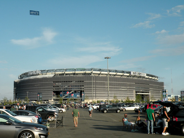 Metlife Stadium Car Show