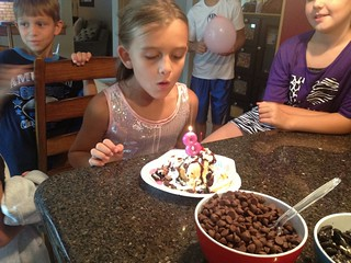 Karli 8th Birthday Party