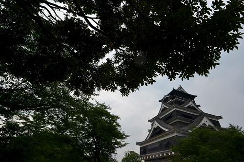 2012夏日大作戰 - 熊本 - 熊本城 (11)