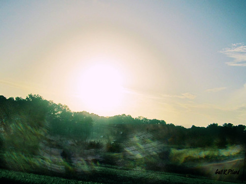 morning sky sun reflection green photoshop sunrise landscape photography 1001nights gailpiland