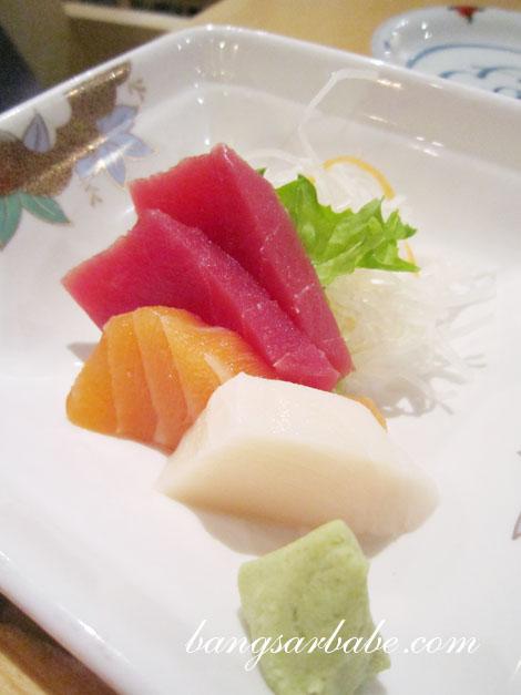 Sashimi copy