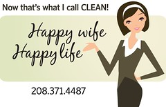 Thanks for Asking about Happy Wife Happy Life