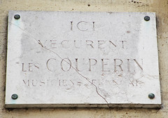 Photo of White plaque № 11428
