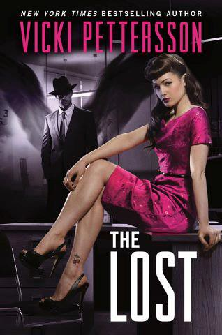 March 19th 2013 by Harper Voyager       The Lost (Celestial Blues #2) by Vicki Pettersson