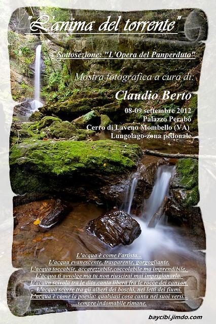 Baycibi - mostra fotografica Cerro di Laveno(VA) 08-09.09.2012