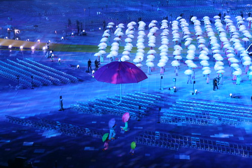 London 2012: Paralympic Opening Ceremony