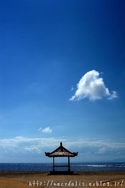 sky, sea, and land...