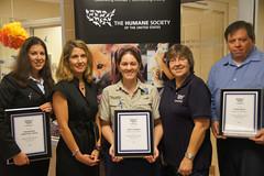 Humane Society Award