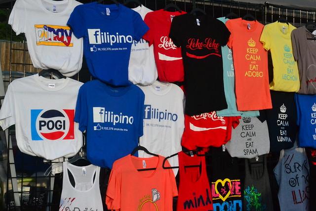 T-Shirts Filipino Style