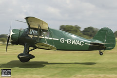 G-BWAC - 4693 - Private - Waco YKS-7 - 120826 - Little Gransden - Steven Gray - IMG_1897