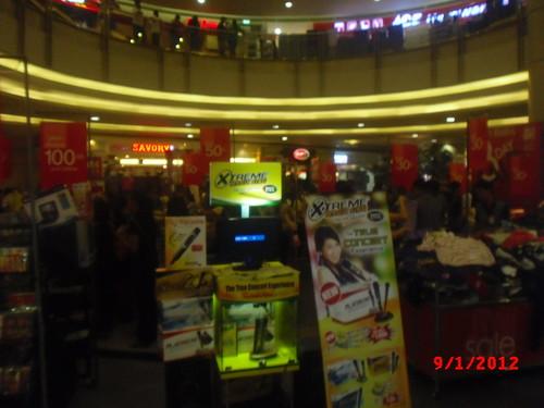 SM City Manila 3 Day Sale KNT 30