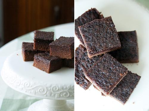 Cocoa Mochi