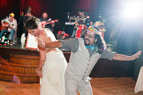 Ernie & Julio's Radtastical Wedding